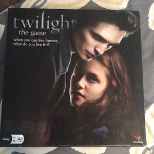 I'm selling a Twilight board game